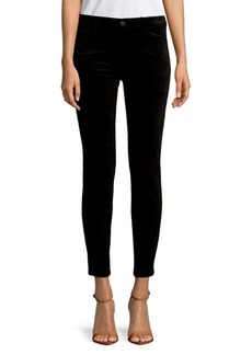 Skinny-Fit Ankle Jeans