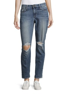 Joe's Slim-Fit Boyfriend Jeans