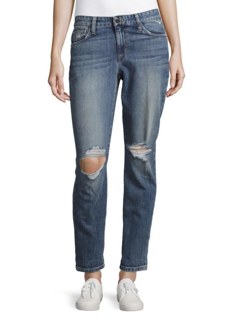 Joe's Jeans Slim-Fit Boyfriend Jeans
