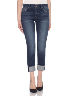 Joe's Smith Crop Boyfriend Jeans (Aleja)