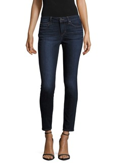 Joe's Jeans Solid Skinny Ankle Jeans