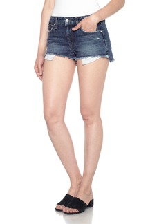 Joe's Step Hem Cutoff Denim Shorts (Rudi)