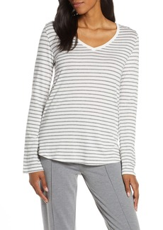 Joe's Jeans Joe's Stripe Long Sleeve Sleep Tee
