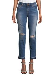 Joe's Tattered Jeans