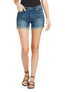Joe's Jeans Joe's The 5 Stretch Denim Cutoff Shorts (Nopa)
