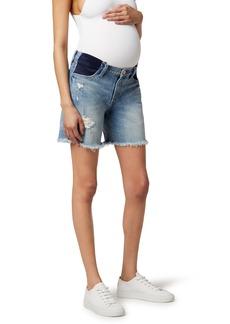 Joe's Jeans Joe's The 7-Inch Lara Bermuda Maternity Shorts