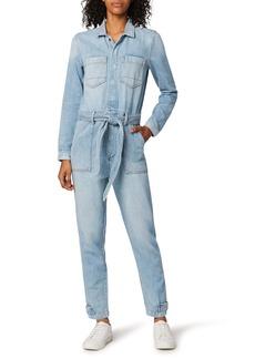 Joe's Jeans Joe's The Alexa Long Sleeve Denim Jumpsuit
