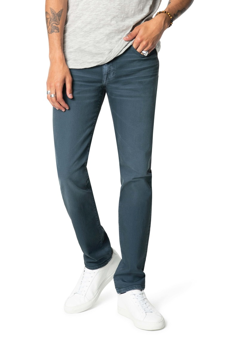 Joe's Jeans Joe's The Asher Double Dye Slim Fit Jeans (Dark Navy)