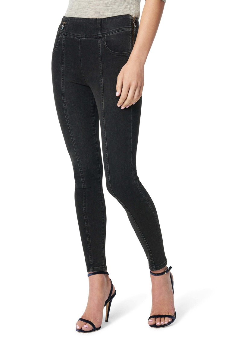 Joe's Jeans Joe's The Bella Zip Detail Ankle Jeans (Blacksmith)