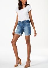 Joe's Jeans The Bermuda Cuffed Denim Shorts