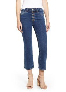 Joe's Jeans Joe's The Callie High Waist Crop Bootcut Jeans (Bellamy)