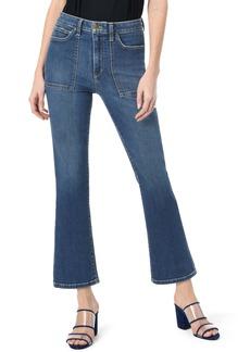 Joe's Jeans Joe's The Callie High Waist Crop Bootcut Jeans (Lucy)