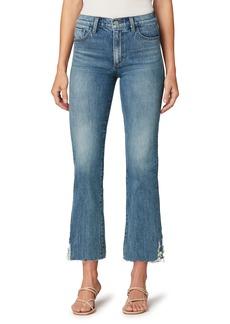 Joe's Jeans Joe's The Callie High Waist Cutoff Crop Bootcut Jeans (Huron)