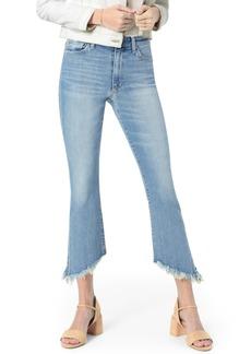 Joe's Jeans Joe's The Callie High Waist Frayed Crop Flare Jeans (Carrie)