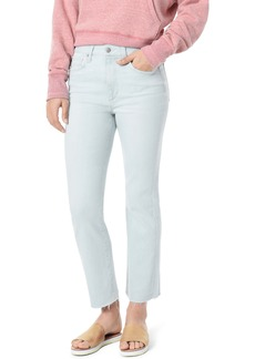 Joe's Jeans Joe's The Callie High Waist Raw Hem Crop Bootcut Jeans (Haydin)