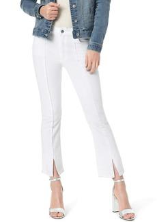 Joe's Jeans Joe's The Callie High Waist Slit Hem Crop Bootcut Jeans (Ella)
