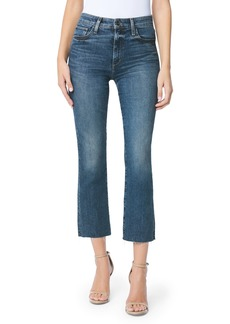 Joe's Jeans Joe's The Callie Raw Hem Crop Jeans (Amour)