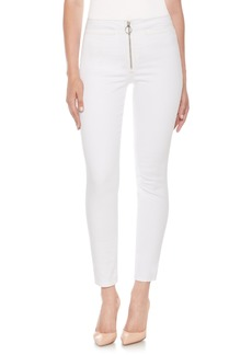Joe's The Charlie High Waist Ankle Skinny Jeans (Shoshana)