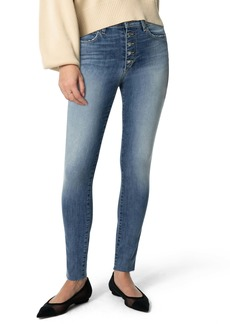 Joe's Jeans Joe's The Charlie High Waist Ankle Skinny Jeans (Whisper)