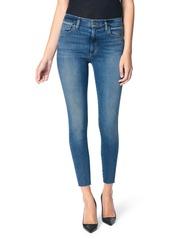 Joe's Jeans Joe's The Charlie High Waist Raw Hem Ankle Skinny Jeans (Utopia)