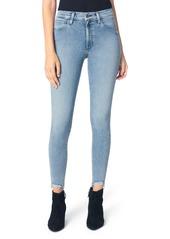Joe's Jeans Joe's The Charlie High Waist Ripped Hem Ankle Skinny Jeans (Paradox)