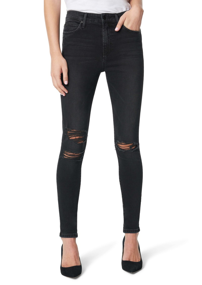 Joe's Jeans Joe's The Charlie High Waist Skinny Jeans (Bandit)