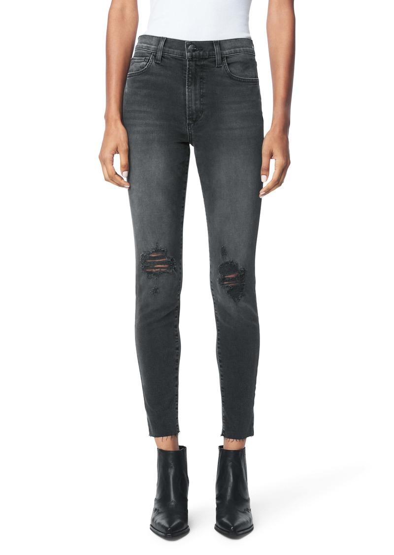Joe's Jeans Joe's The Charlie Raw Hem Ankle Skinny Jeans (Amadeus)