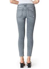 Joe's Jeans Joe's The Charlie Ripped High Waist Ankle Skinny Jeans (Vetiver)