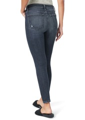 Joe's Jeans Joe's The Charlie Ripped High Waist Crop Skinny Jeans (Hemlock)