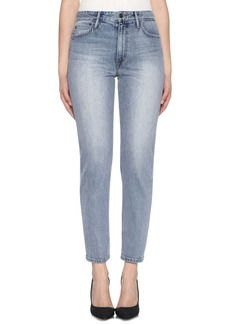 Joe's The Debbie High Waist Ankle Straight Leg Jeans (Reiz)