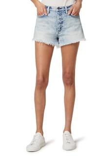 Joe's Jeans Joe's The Emmy High Waist Cutoff Denim Shorts (Nepenthe)