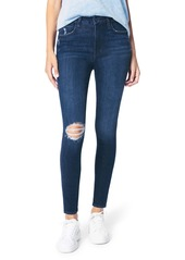 Joe's Jeans Joe's The Hi Honey Distressed High Waist Skinny Jeans (Pivot)