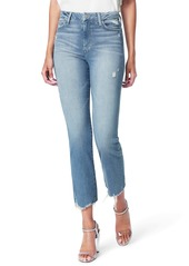 Joe's Jeans Joe's The Hi Rise Honey High Waist Crop Curvy Bootcut Jeans (Nettle)