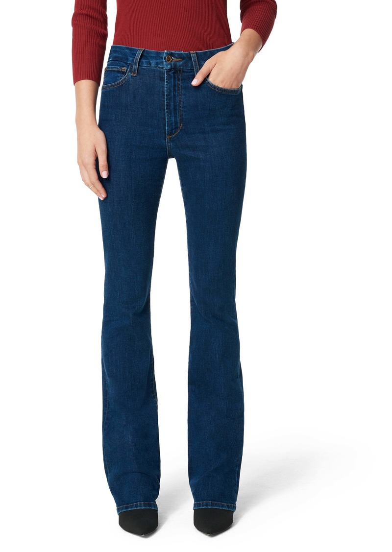 Joe's Jeans Joe's The Hi Rise Honey High Waist Curvy Bootcut Jeans (Thunderbird)