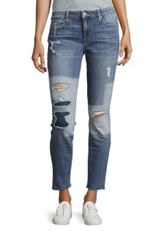 The Icon Ankle Jeans