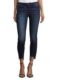 Joe's The Icon Blondie Step-Hem Skinny-Fit Jeans