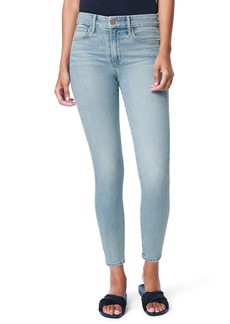 Joe's Jeans Joe's The Icon Crop Skinny Jeans (Plumeria)