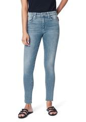 Joe's Jeans Joe's The Icon Cut Hem Ankle Skinny Jeans (Eucalyptus)