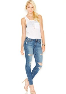Joe's The Icon Distressed Skinny Jeans, Seneka Wash