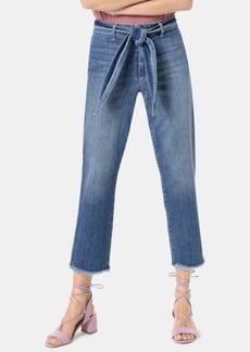 Joe's Jeans Joe's The Jane Cropped Belted Jeans