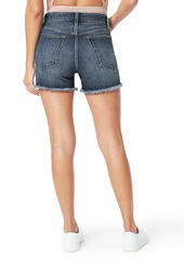 Joe's Jeans Joe's The Kinsley High Waist Cutoff Denim Shorts (Hyssop)