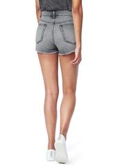 Joe's Jeans Joe's The Kinsley High Waist Destroyed Cutoff Denim Shorts (Perilla)