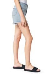 Joe's Jeans Joe's The Kinsley High Waist Fray Hem Cutoff Denim Shorts (Palo Santo)