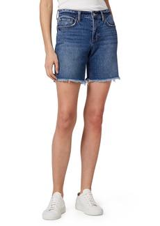 Joe's Jeans Joe's The Lara Cutoff Denim Bermuda Shorts (Parata)