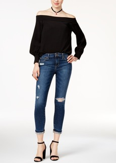 Joe's The Markie Cuffed Skinny Jeans