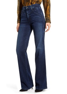 Joe's Jeans Joe's The Molly High Waist Flare Jeans (Longhorn)