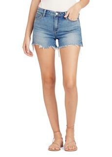 Joe's Jeans Joe's The Ozzie Distressed Cutoff Denim Shorts (Denali)