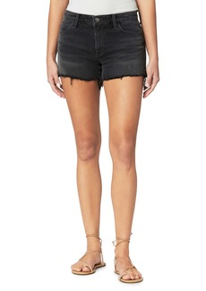 Joe's Jeans Joe's The Ozzie Frayed Hem Denim Shorts (Dusk to Dawn)