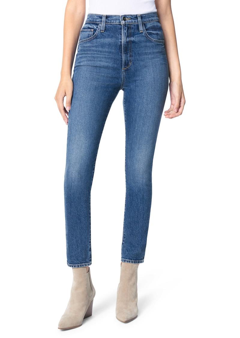 Joe's Jeans Joe's The Raine Super High Waist Ankle Slim Jeans (Rhapsody)