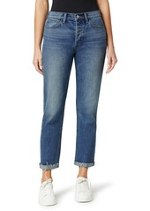 Joe's Jeans Joes' The Scout High Waist Roll Cuff Straight Leg Jeans (Denali)